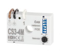 CS3-4M - Multifunkční časový spínač (CS3-4M - Multifunkční časový spínač)