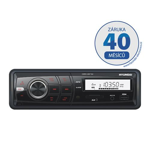 Autorádio Hyundai CMRX 4807 SU, MP3/ USB/ SD/ MMC/ AUX-IN