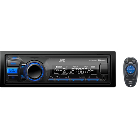 KD X250BT AUTORÁDIO BT/USB/MP3 JVC