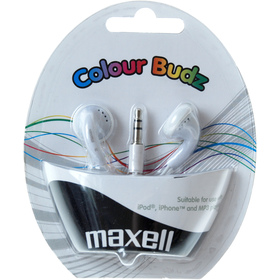 303484 COLOUR BUDZ WHITE SLUCH. MAXELL