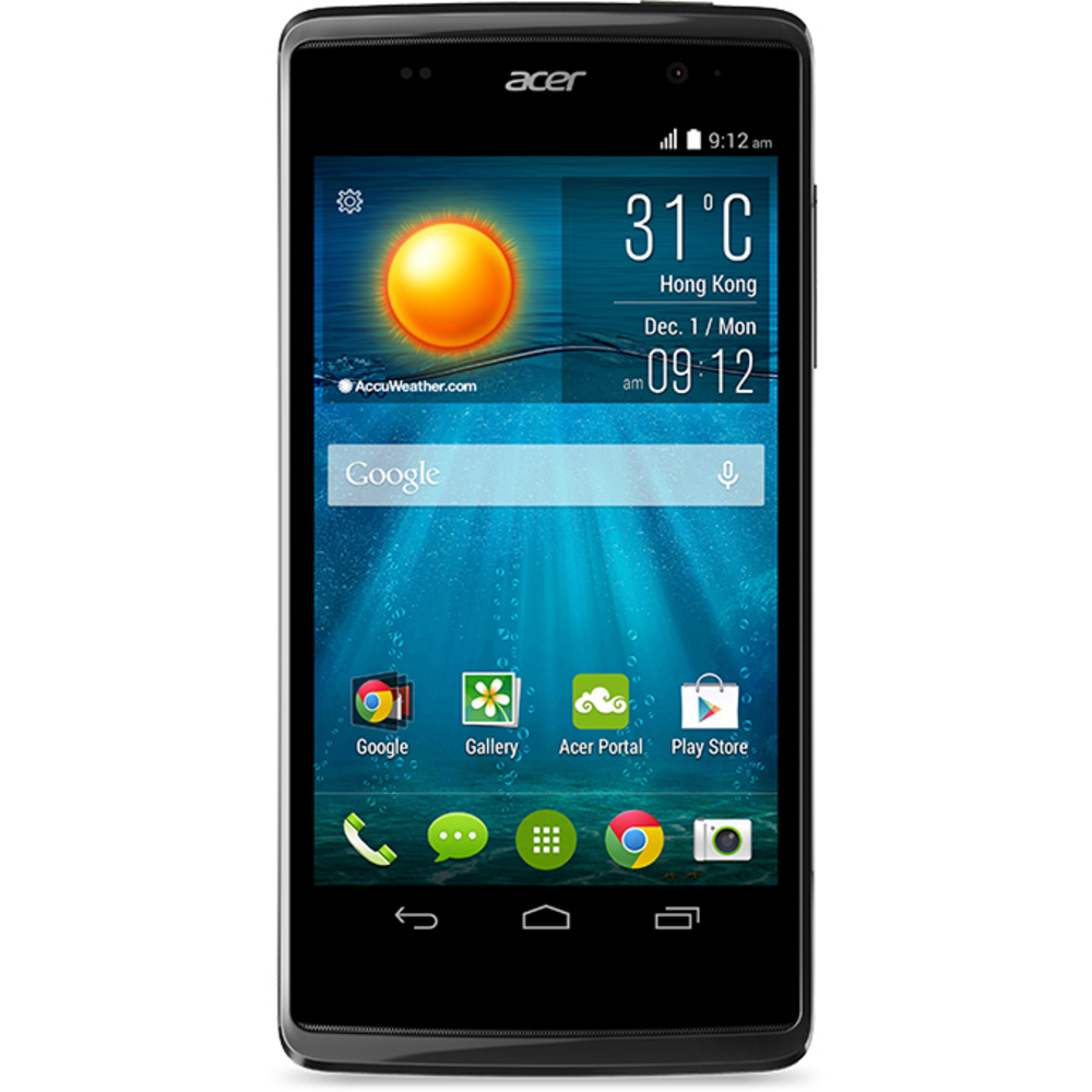 Liquid Z500 DS QuadCore 5IPS BLACK ACER