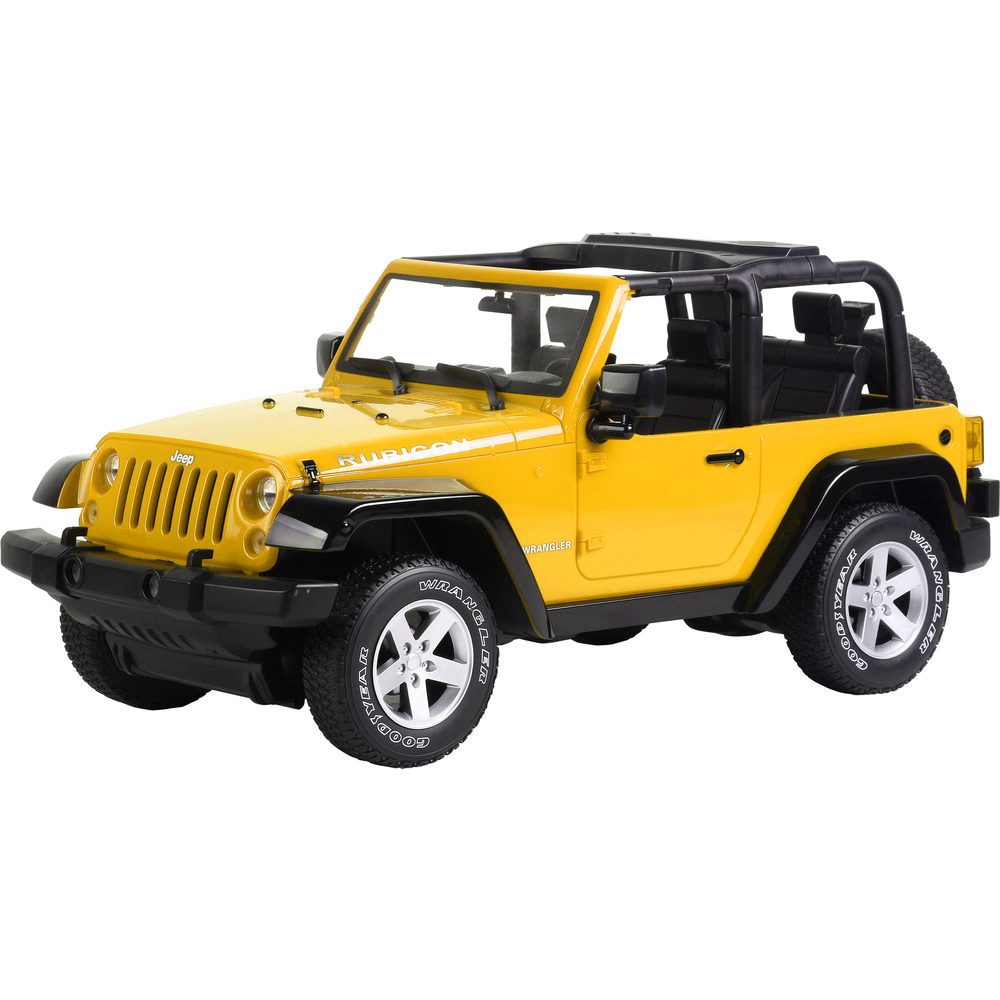 BRC 10011 RC Jeep 1/10 BUDDY TOYS