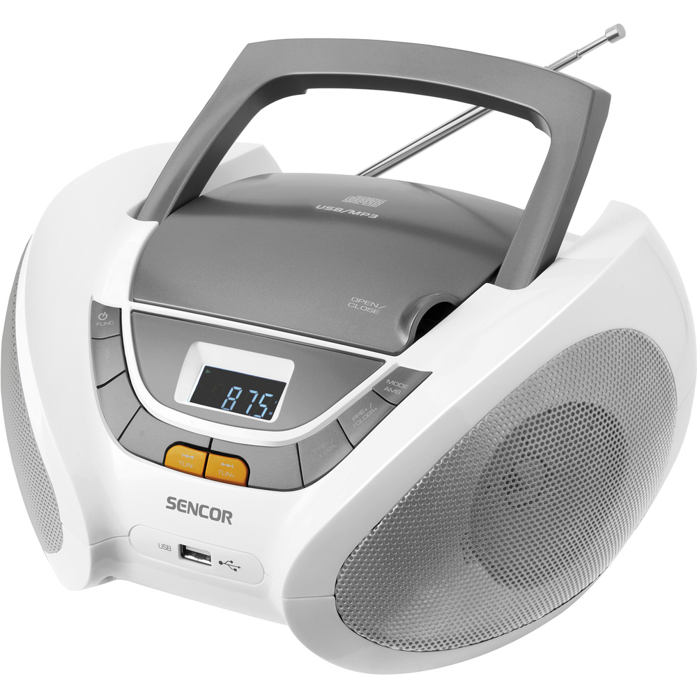 SPT 232 Rádio s CD/MP3/USB/SD    SENCOR