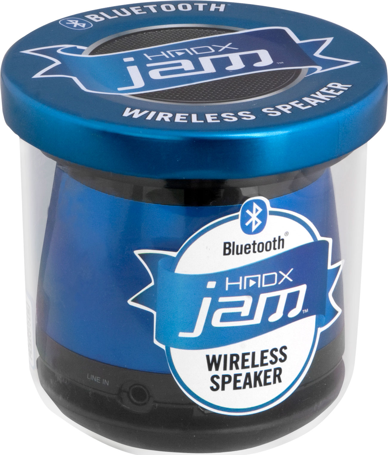 Jam Audio Classic™ Wireless Bluetooth Speaker HX-P230 Blueberry