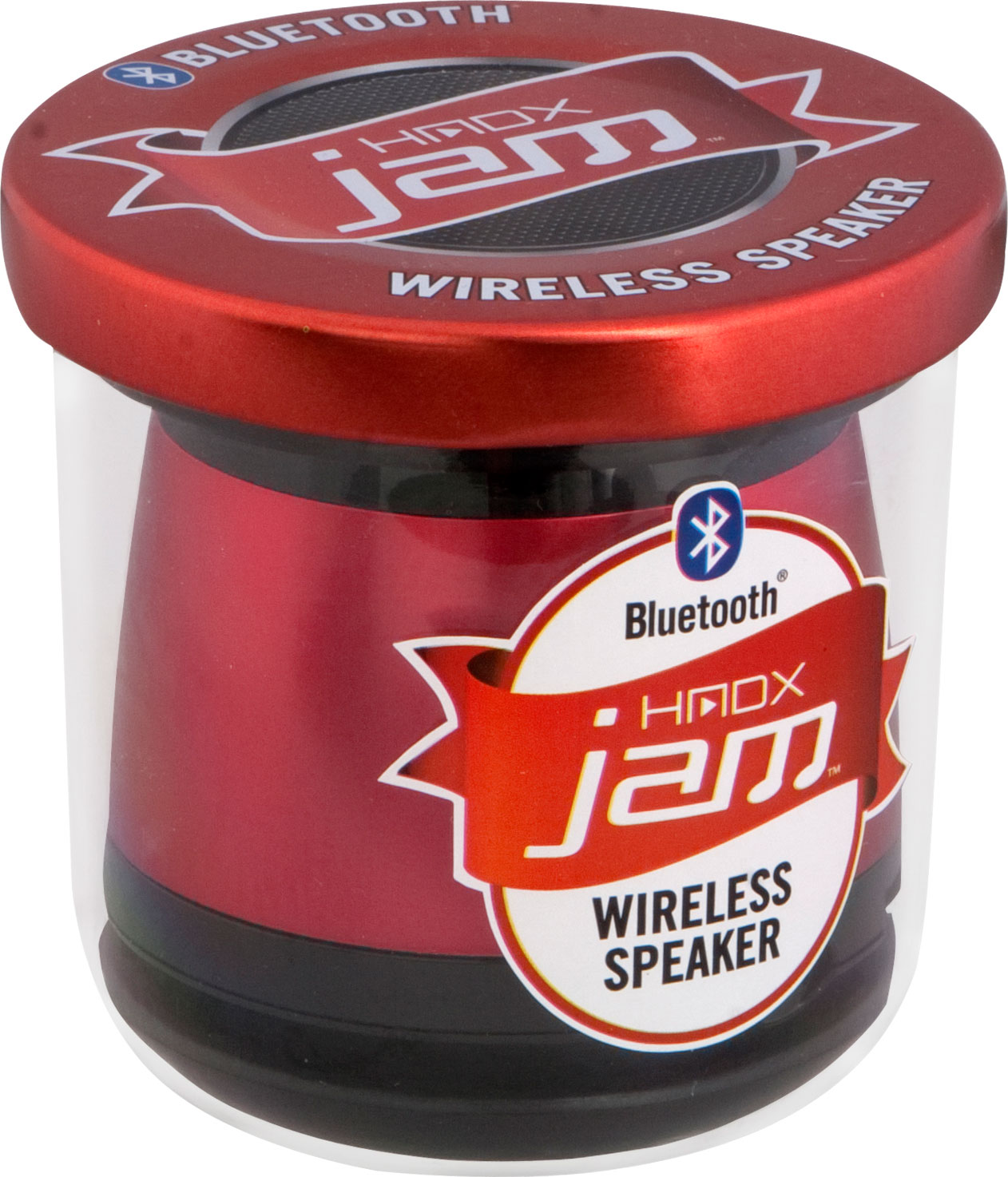 Jam Audio Classic™ Wireless Bluetooth Speaker HX-P230 Strawberry