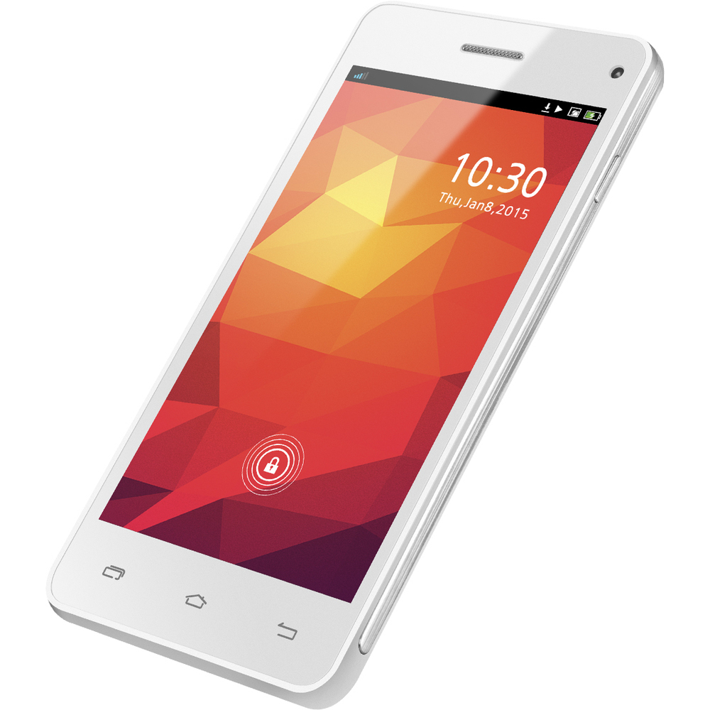 ELEMENT P452 WHITE SMARTPHONE