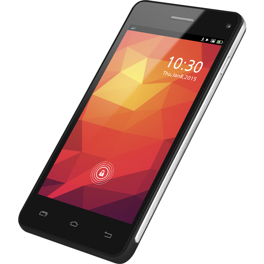 ELEMENT P452 BLACK SMARTPHONE