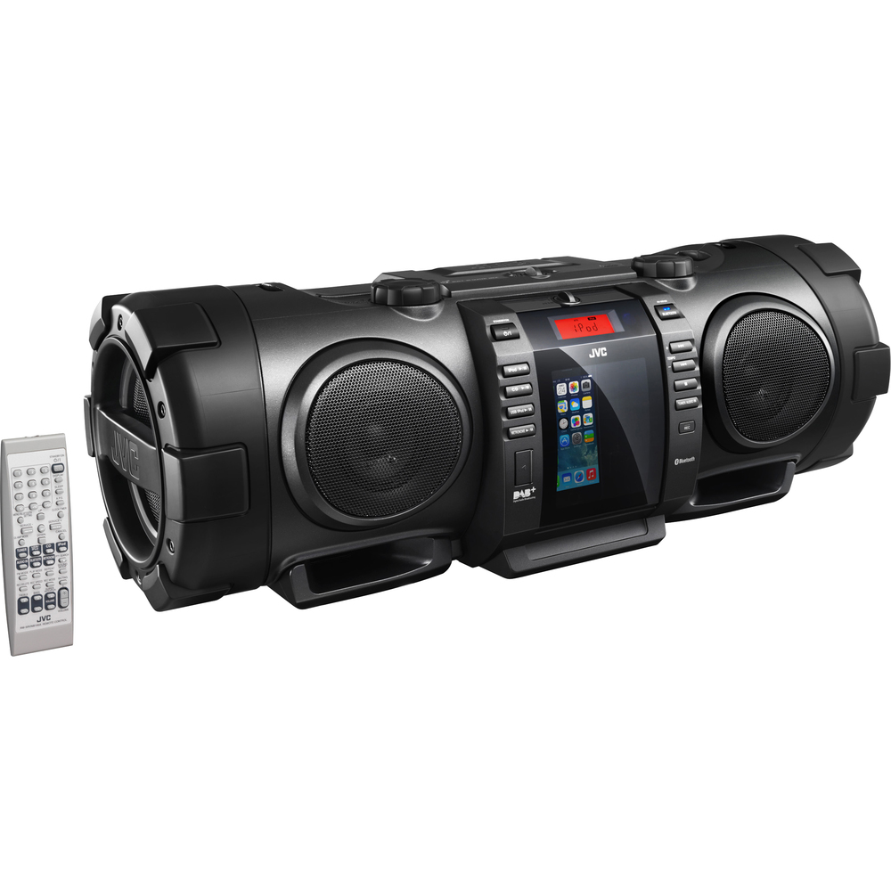 RV NB100B BOOMBLASTER BLUETOOTH DAB+
