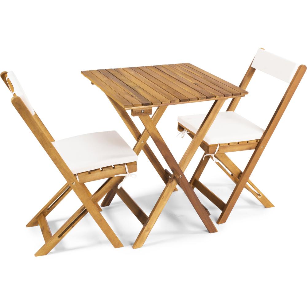 Комплект мебели fieldmann для балкона lena fieldmann fdzn401.