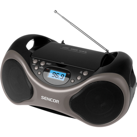 SPT 225 RADIO S CD/MP3/USB SENCOR