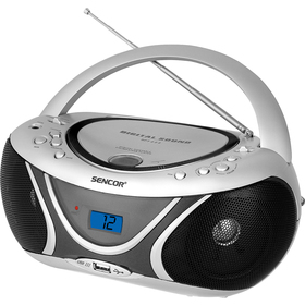 SPT 227 S RADIO S CD / MP3 / USB SENCOR