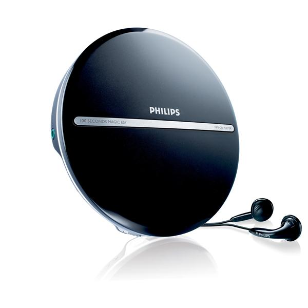 Discman Philips EXP2546, s MP3