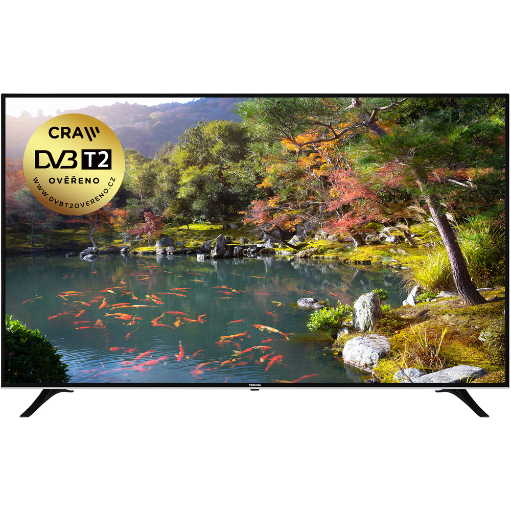 75U6763DG SMART UHD TV T2/C/S2 TOSHIBA