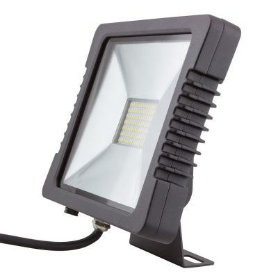 LED reflektor Screen SMD 50 W černý, 5500K
