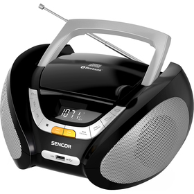 SPT 2320 RADIO S CD/MP3/USB/BT SENCOR
