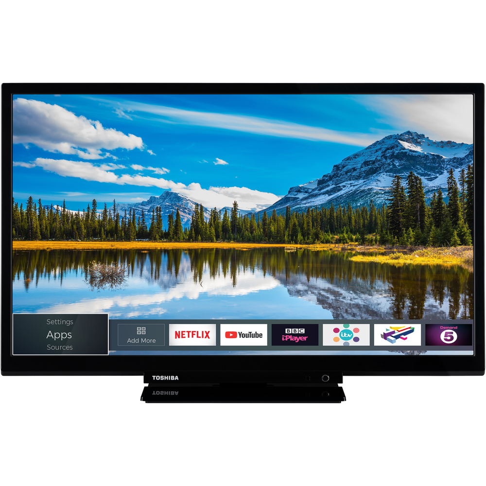 24L2863DG SMART FHD TV T2/C/S2 TOSHIBA