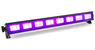 BeamZ LED UV BAR 8x 3W UV LED