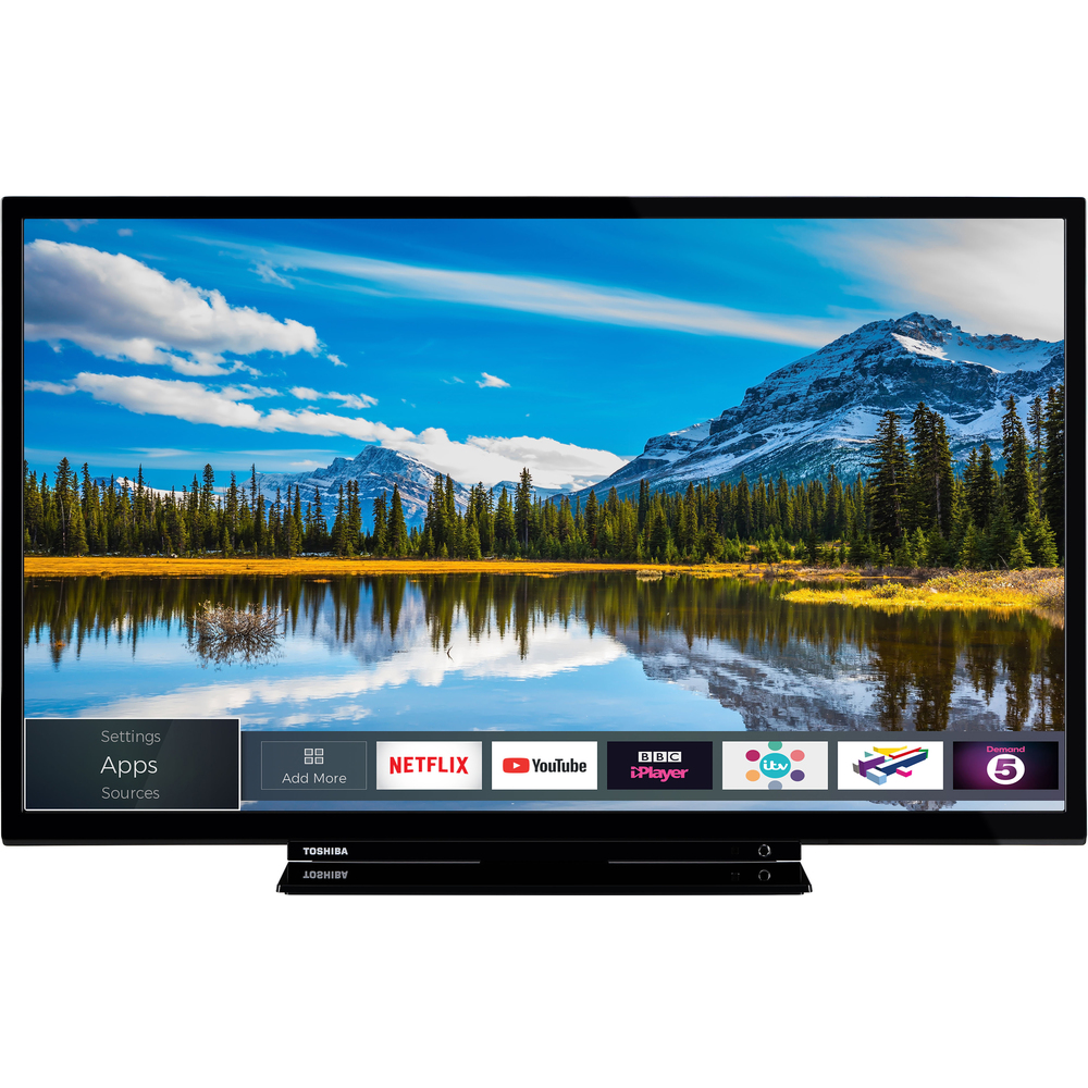 43L2863DG SMART FHD TV T2/C/S2 TOSHIBA