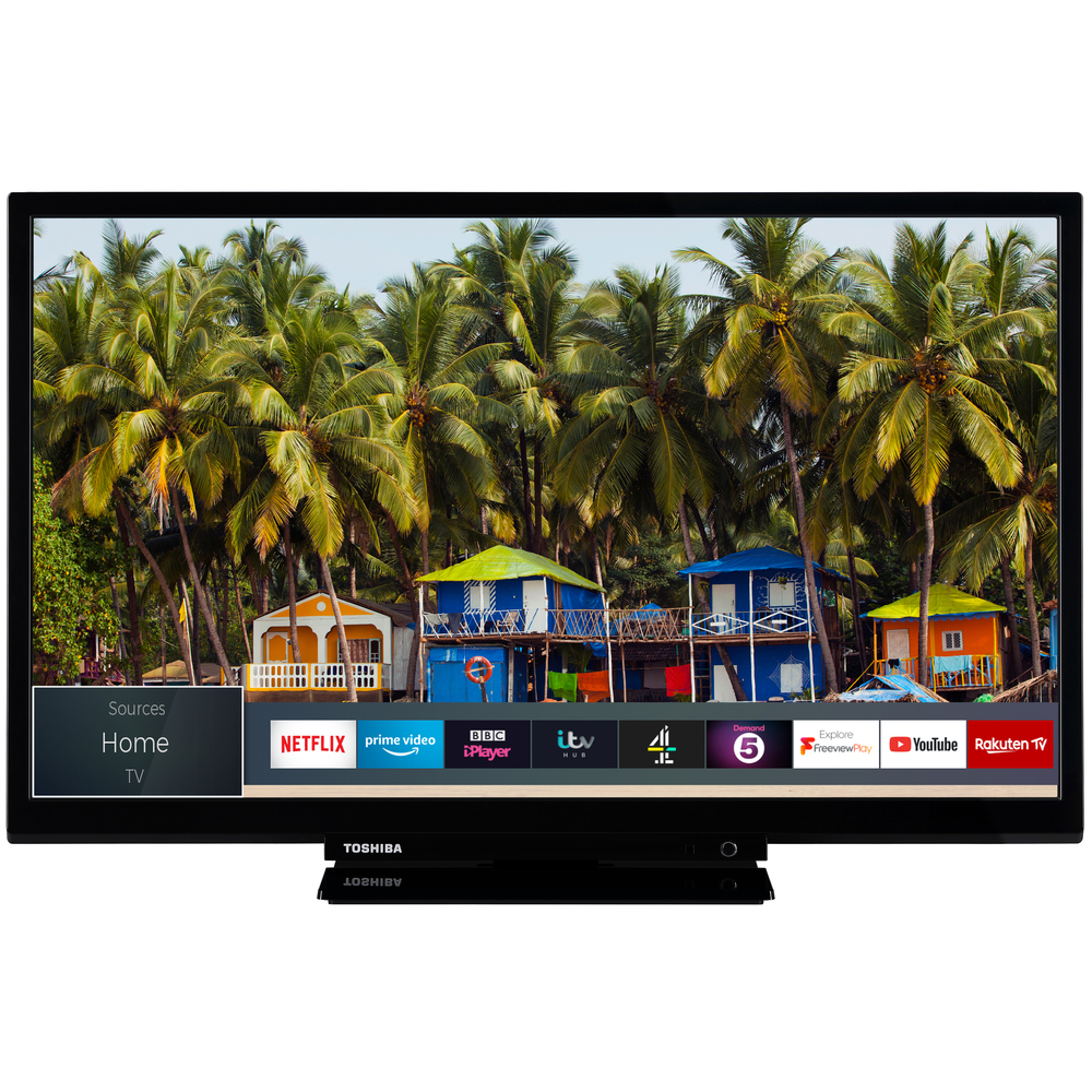 24W2963DG SMART HD TV T2/C/S2 TOSHIBA