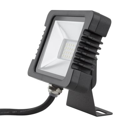 LED reflektor Screen SMD 20 W černý, 5500K