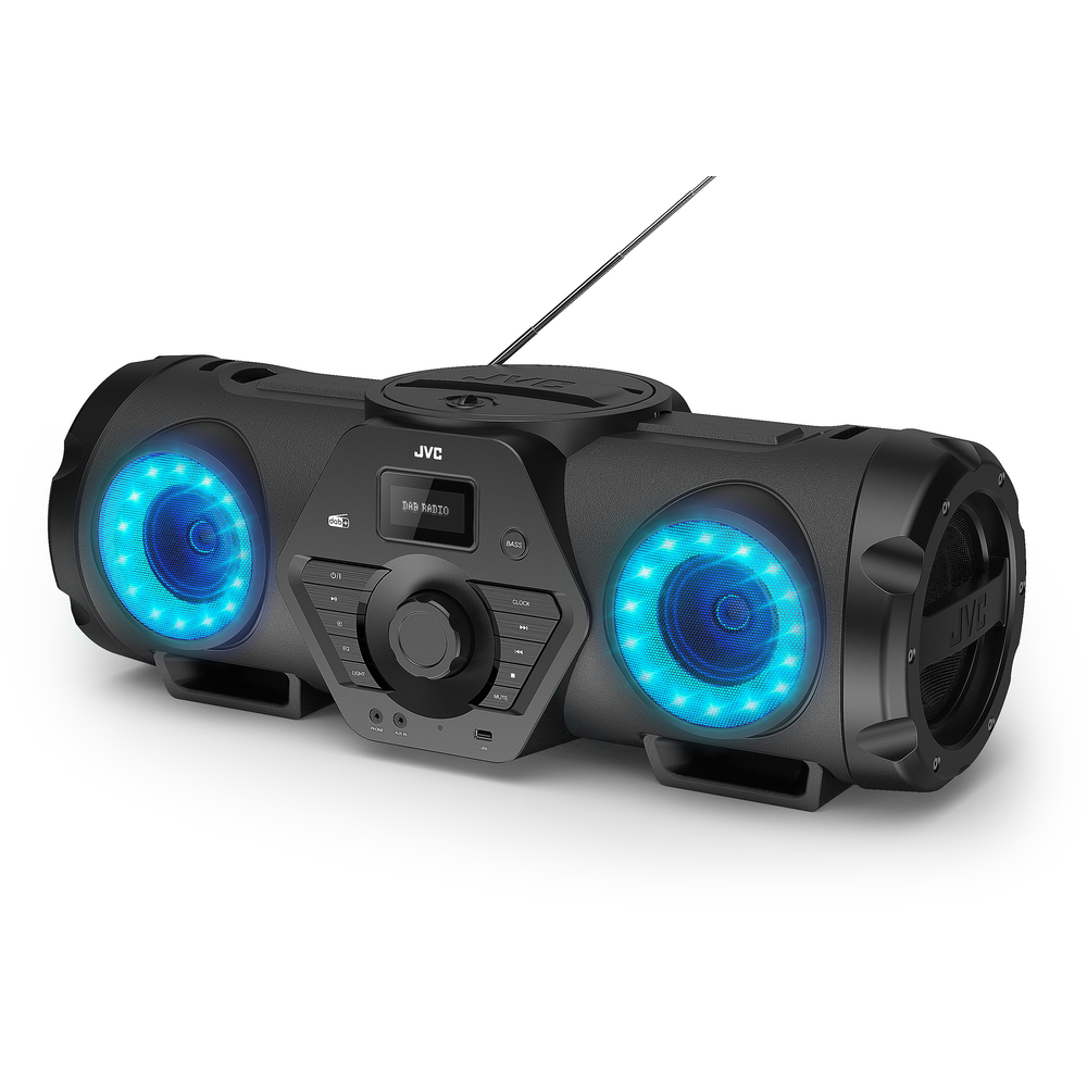 RV-NB300DAB Bluetooth BOOMBLASTER JVC