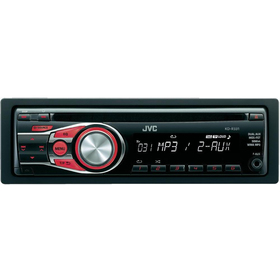 KD R331 AUTORÁDIO S CD/MP3 JVC